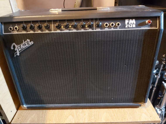 Amplificador De Guitarra Fender Frontman 212r 100w
