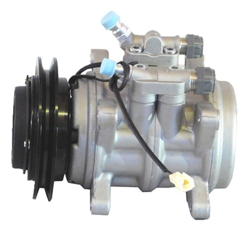 Imagem 1 de 12 de Compressor Ar Modelo 6p148a Kadett Monza D20 Gol Ap Marelli