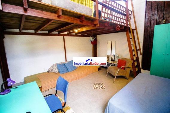 Kitnet Com 1 Dormitório Para Alugar, 15 M² Por R$ 1.300/mês - Cidade Universitária - Campinas/sp - Kn0018
