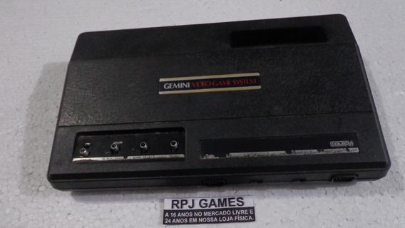 Atari Gemini Coleco Somente Console C/ Defeito Leia Anuncio