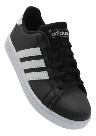Zapatillas adidas Niño Grand Court ( Ef0102 )