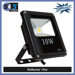 Reflector Led 10w Ultra Delgado ¡envío Gratis!