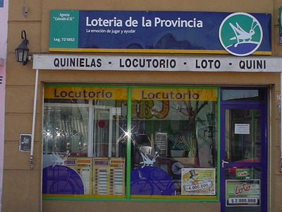 Agencia Quiniela En Magdalena (48 Km De La Plata)