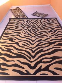 Kit Tapete Urban Safari Coletion Zebra