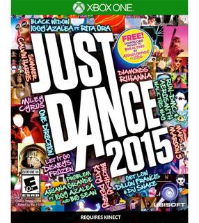 Just Dance 2015 Español Xbox1 Nuevo