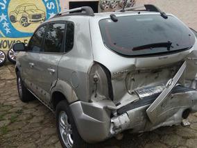 Peças Usadas Hyundai Tucson V6 2010 Sucata Baixada