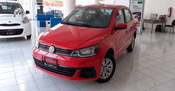 Volkswagen Gol 2018 4p Sedán Trendline L4/1.6 Man