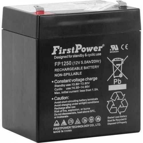 Bateria 12v 5a Firist Power