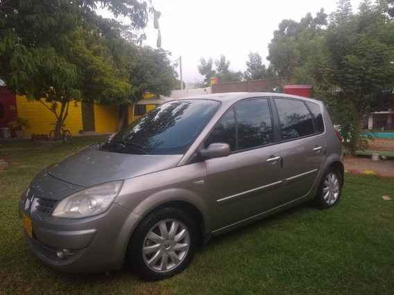 Renault Scenic Ii 2.0. (5 Puertas) Automático Año 2008