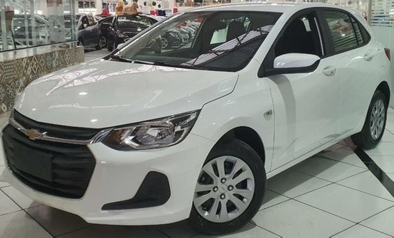 Chevrolet Novo Onix Lt 1.0 Turbo 2020 / 2020