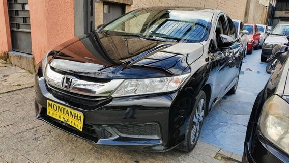 Honda City Lx 1.5 Flex Aut, Ano 2017 Montanha Automoveis