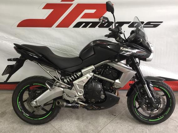 Kawasaki Versys 650 Preta 2010