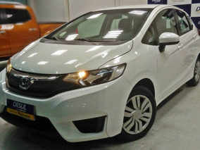 Honda Fit Dx 1.5 Cvt 2016 Branco Flex