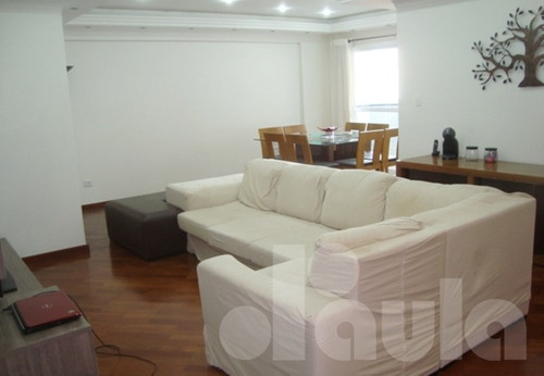 Imagem 1 de 14 de Bairro Santa Paula - Excelente Apartamento Com 167m2 - Lazer - 1033-7400