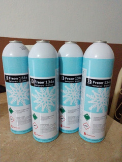 Freon Gas Refrigerante (r-134a)