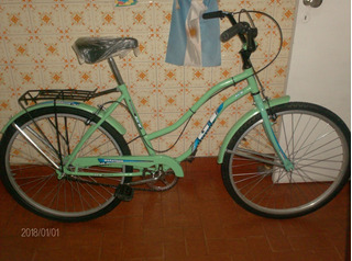 Bicicleta Rodado 26 No Envios