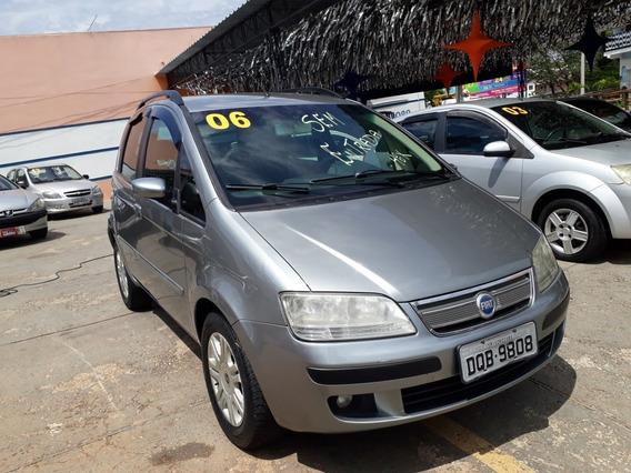 Fiat Idea 2006 Hlx - Sem Entrada Sem Entrada