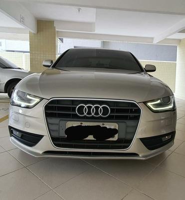 Audi A4 1.8 Tfsi Attraction Multitronic 4p