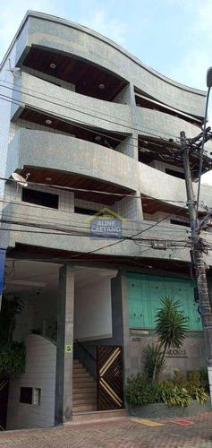 Apartamento Com 1 Dorm, Guilhermina, Praia Grande - R$ 180 Mil, Cod: Cla067 - Vcla067