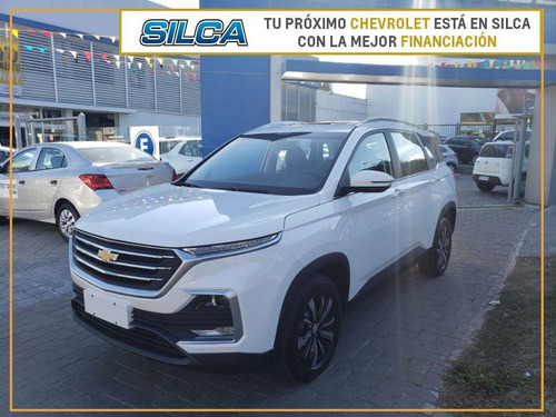 Chevrolet Captiva Premiere 2021 Blanco 0km