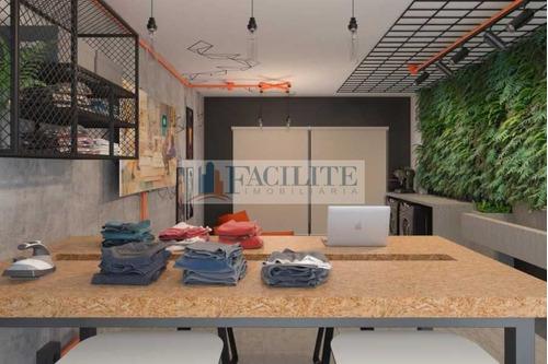 Lofts, Studios E Apartamentos Em Construção Para Vender No Bairro Do Bessa Em João Pessoa. - 22846-11486