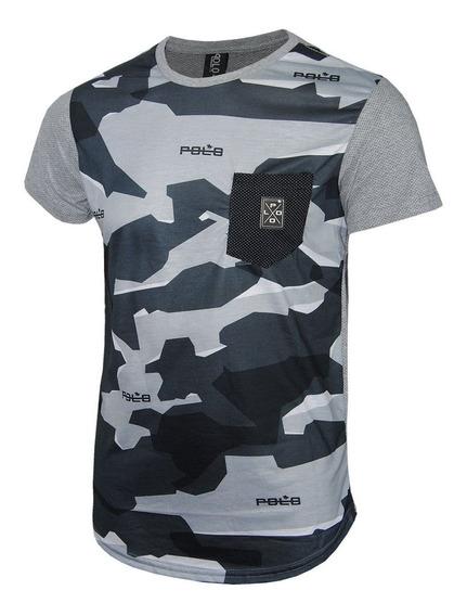 Camiseta Swag Camuflada