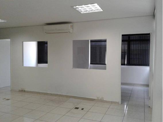 Sala Para Alugar, 76 M² Por R$ 2.200/mês - Bosque - Campinas/sp - Sa0157