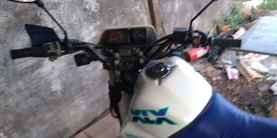 Honda Xlx 350 R Branca Impecável