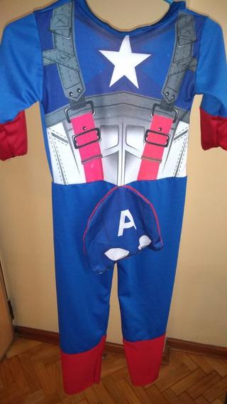 Disfraz De Nene Niño Capitan America Batman Woody Buzz Light