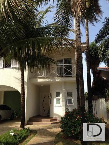 Imagem 1 de 7 de Casa Residencial À Venda, Santa Cruz, Valinhos. - Ca2392