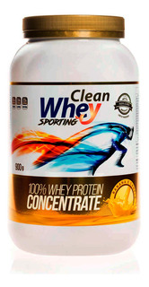 Clean Whey Concentrate Sporting 900g - Original