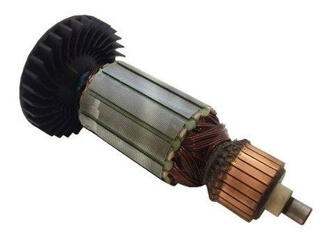 Induzido / Rotor Serra Circular Makita 220v - 5806h *oferta*