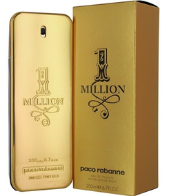 Perfume One 1 Million 200ml Masculino / Original E Lacrado