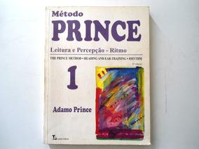 Livro Método Prince - Leitura & Percepção - Ritmo