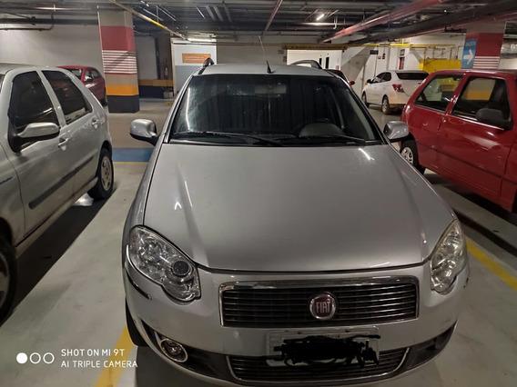 Fiat Palio Weekend 1.4 Attractive Flex 5p 2012