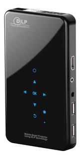 Mini Smart Proyector X2 2000 Lúmenes Android 7.1 Dlp Portabl
