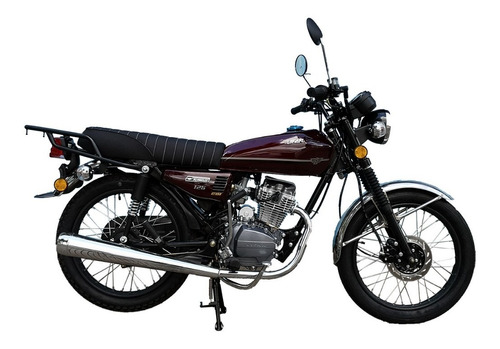 Moto Lifan Tempo 125 Freno De Disco Yanett