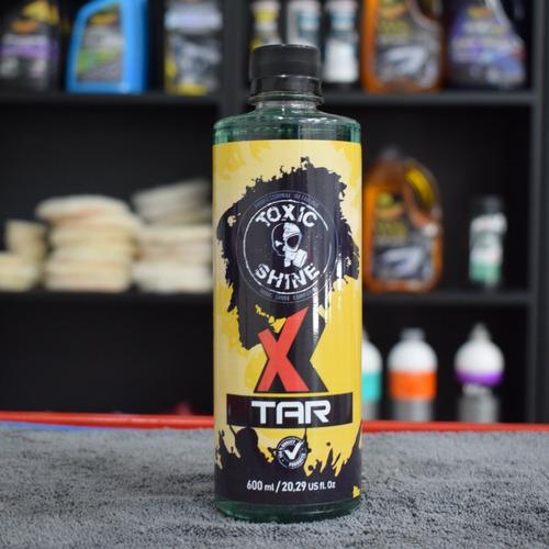 Imagen 1 de 6 de Toxic Shine X Tar Removedor De Brea Descontaminante