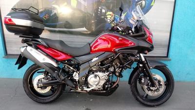 Suzuki Vstrom 650 A Impecavel