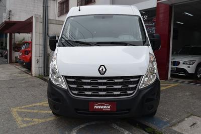 Renault Master 2.3 Dci Minibus Standard L2h2 16 Lugares 2016