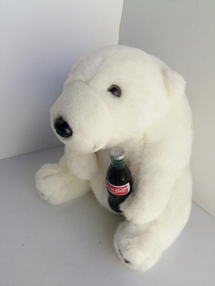Coca Cola Urso Polar Propaganda Original Atlanta Eua 1996