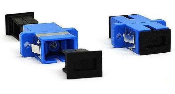 Adaptador Sc/upc Azul Kit Com 400 Unidades Acoplador