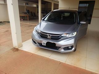 Honda Fit 2018 1.5 Exl Flex Aut. 5p