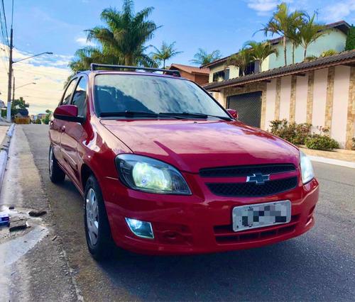 Imagem 1 de 12 de Chevrolet Celta 2012 1.0 Lt Flex Power 5p