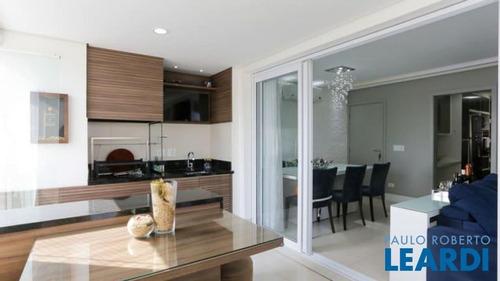 Imagem 1 de 14 de Apartamento - Vila Romana  - Sp - 628968