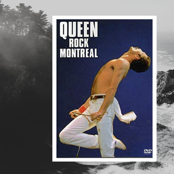 Queen- Rock Montreal Dvd Original