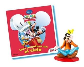 Coleccion La Casa De Mickey Mouse Nº 05 Goofy