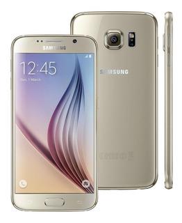 Samsung Galaxy S6 Sm-g920i 32gb 4g Câm. 16mp Usado + Brinde