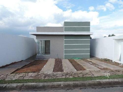 Imagem 1 de 30 de Casa Com 3 Dormitórios À Venda, 177 M² Por R$ 750.000,00 - Granja Viana - Cotia/sp - Ca0220