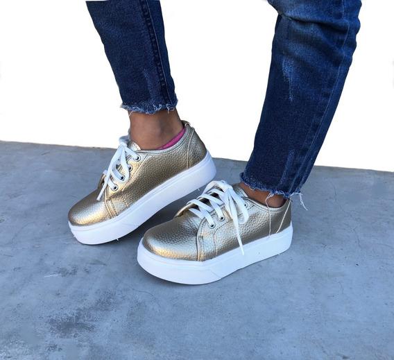 Zapatillas Urbanas Sneakers Para Nenas A180o